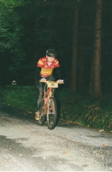 SILESIA bike marathon 22. 9. 2001_10