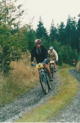 SILESIA bike marathon 22. 9. 2001_12