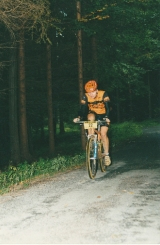 SILESIA bike marathon 22. 9. 2001_9