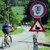SILESIA bike marathon 18. 5. 2002_30