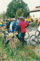 SILESIA bike marathon 22. 9. 2001_2